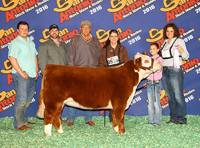 2015 - 2016 Champions - 44 Cattle Co